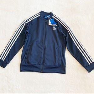 NWT Adidas Originals Baseball Jacket